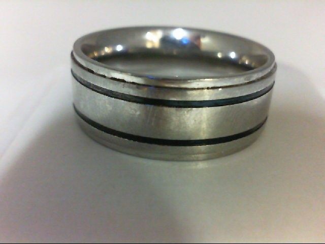 Gent's Ring Silver Stainless 9.3g