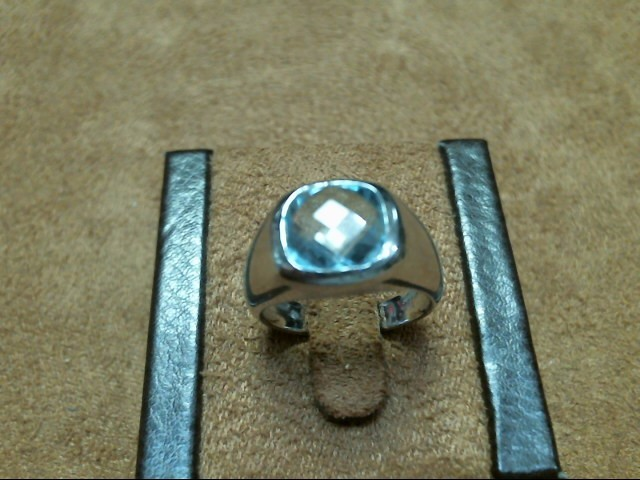 Gent's Silver Ring 925 Silver 4.15dwt