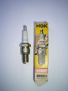 PARTS UNLIMITED BR8EV NGK SPARK PLUG