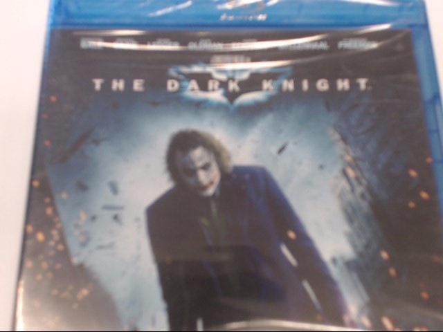 THE DARK KNIGHT - BLU-RAY MOVIE