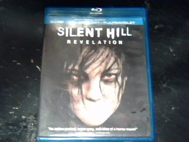 BLU-RAY MOVIE Blu-Ray SILENT HILL REVELATION
