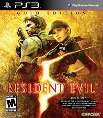 SONY Sony PlayStation 3 RESIDENT EVIL GOLD EDITION