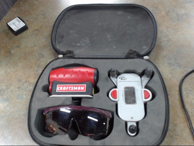 CRAFTSMAN Laser Level 320.48251 LASER TRAC