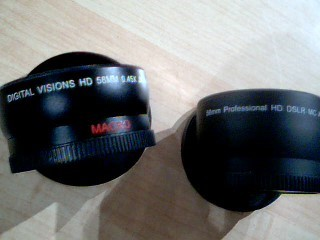 CANON Camera Accessory LENSES (3)