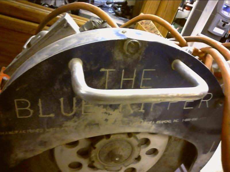 LINCOLN BLUE RIPPER GRANITE RAIL SAW