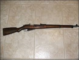 MOSIN NAGANT Rifle 1942