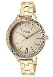 CARAVELLE BY BULOVA Lady's Wristwatch 44L154