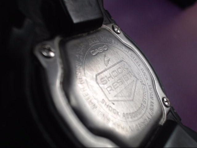 CASIO Gent's Wristwatch G SHOCK GW-1500A
