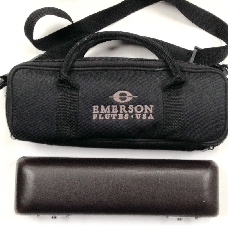 EMERSON PICCOLO MODEL EP6, GRENADILLA WOOD