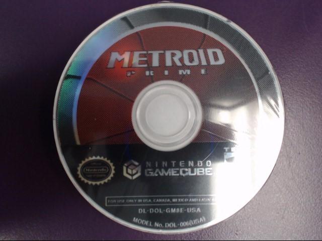 Metroid Prime - Nintendo Gamecube - Game Only