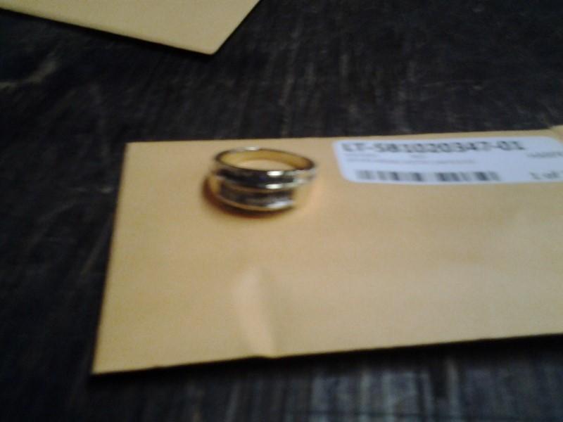 Gent's Diamond Fashion Ring 40 Diamonds .80 Carat T.W. 14K Yellow Gold 9.5g