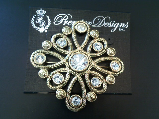 PREMIER DESIGNS Fashion Accessory GLORIOUS BROOCH