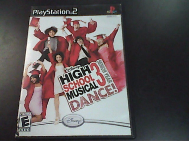 SONY Sony PlayStation 2 Game SING IT HIGH SCHOOL MUSICAL 3 SENIOR YEAR