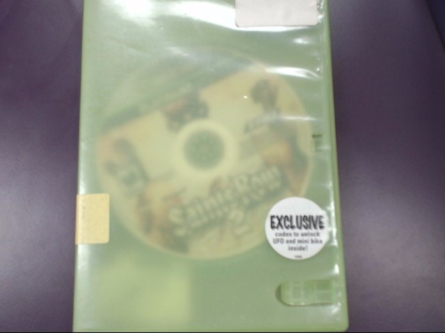 Saints Row 2 (Xbox 360, 2008) Platinum Hits Edition- Disc Only!