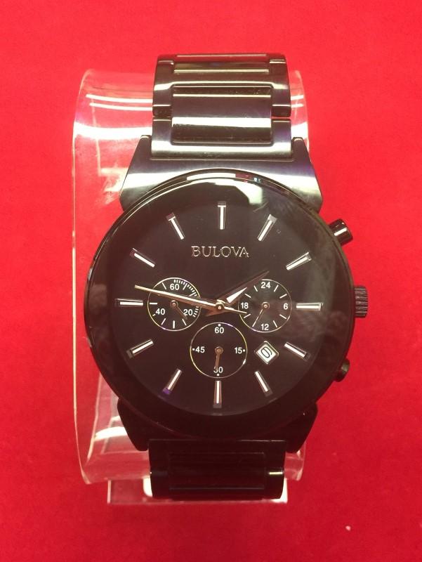 BULOVA Gent's Wristwatch C9343051