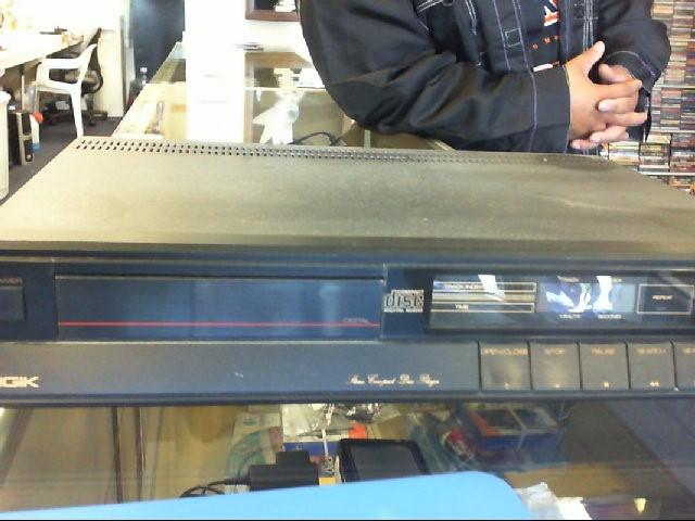 LOGIK CD Player & Recorder CD-150LX