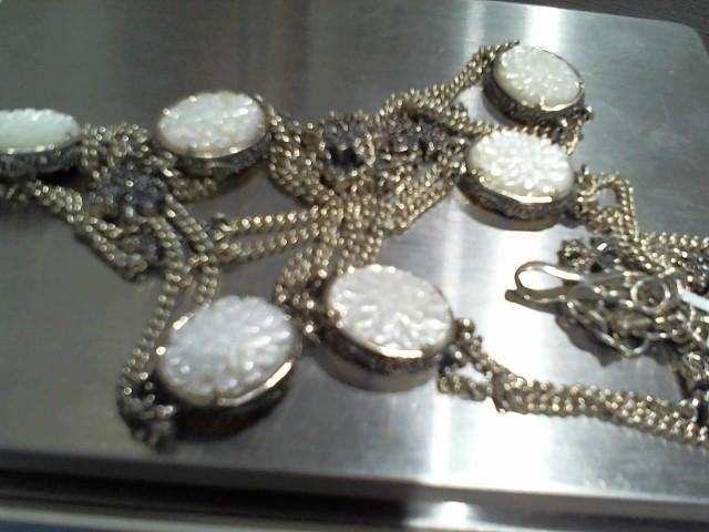 Silver Chain 925 Silver 109.2g