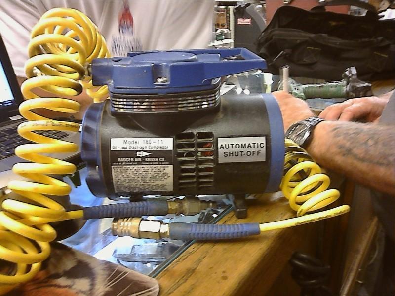 BADGER AIR BRUSH COMPANY Air Compressor 180-11