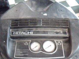HITACHI Air Compressor EC 510