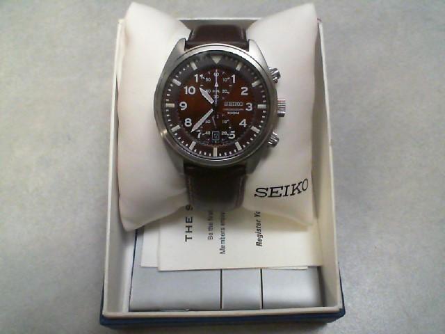 SEIKO Gent's Wristwatch V172
