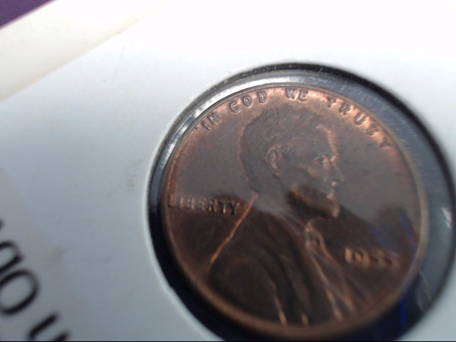 UNITED STATES LINCOLN CENT (WHEAT REVERSE)(1909 - 1958)