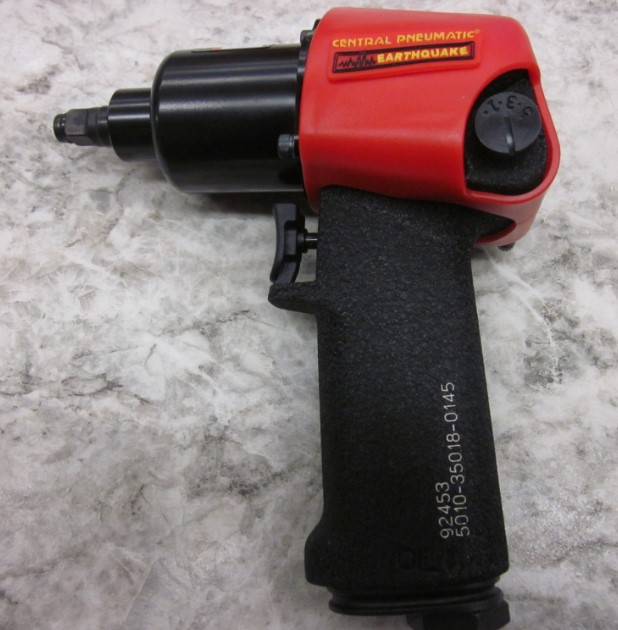 CENTRAL PNEUMATIC  IMPACT WRENCH