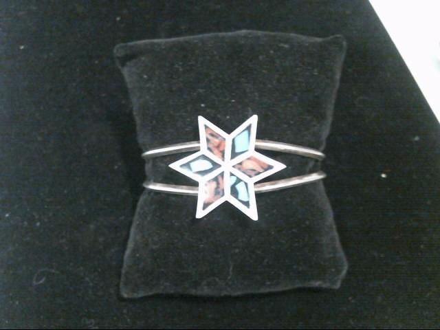 Silver Star Bracelet .935