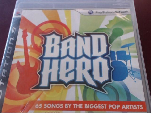 SONY PS3 BAND HERO