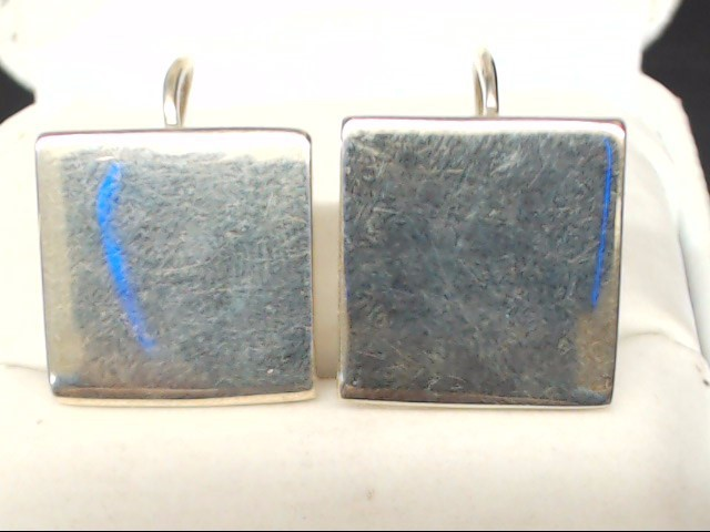 Silver Earrings 925 Silver 6.6g