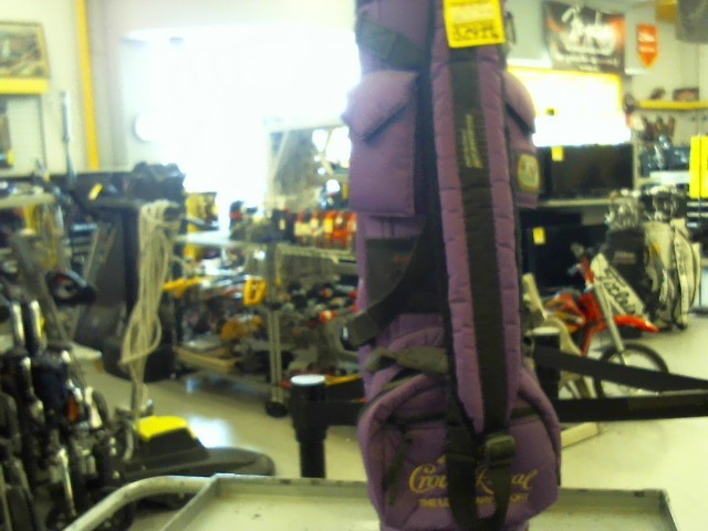 BELDING SPORTS CROWN ROYAL GOLF BAG