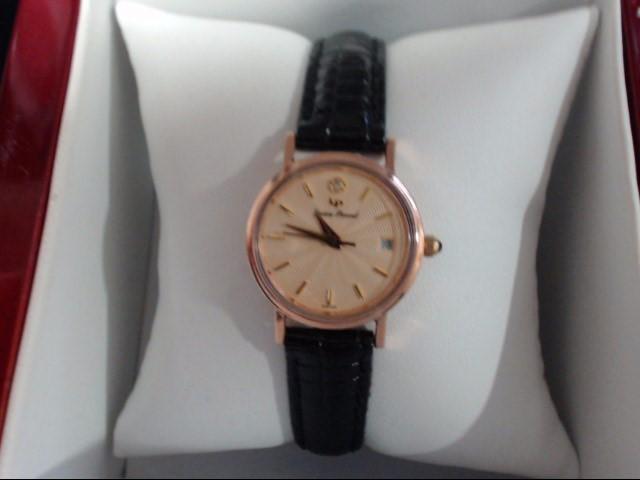 LUCIEN PICCARD Lady's Wristwatch 14K/DIAMOND