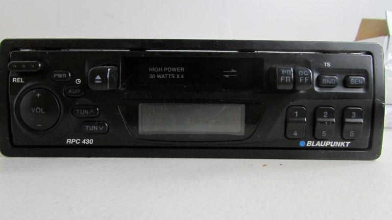 BLAUPUNKT Car Audio RPC 430