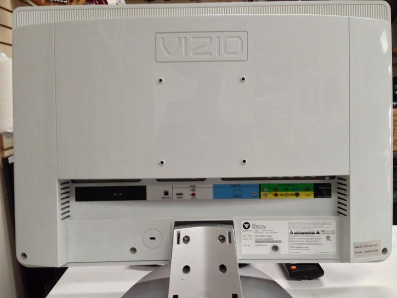 "VIZIO FLAT PANEL TV VX20L HDTV 20"" 1080I LCD"