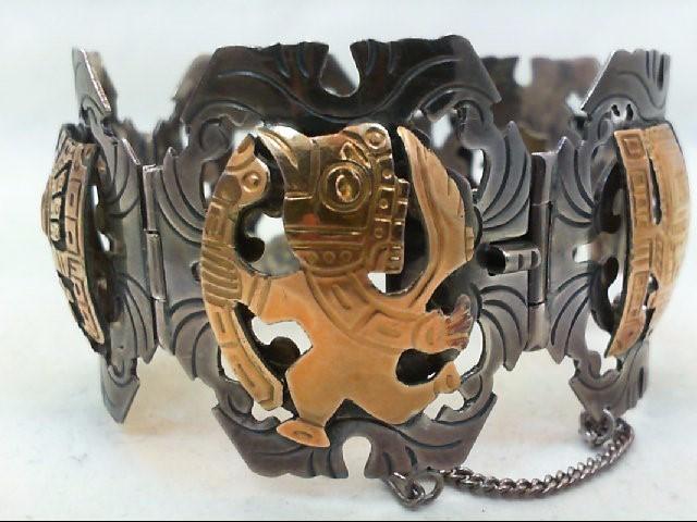 Silver Bracelet 925 Silver 53.9g