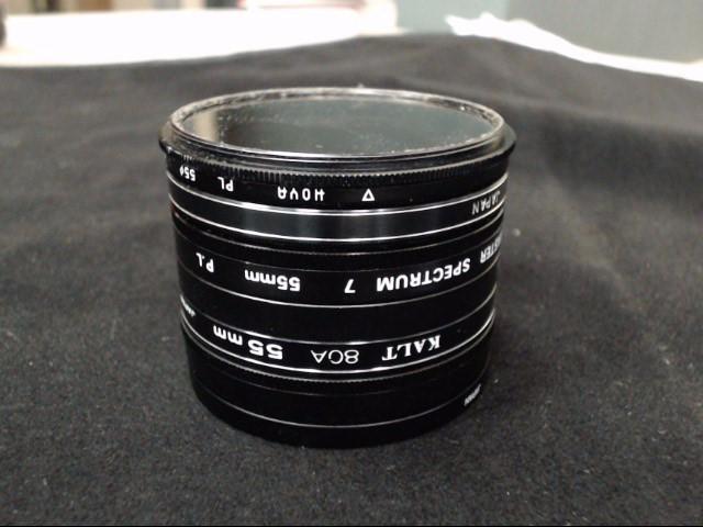 KALT Lens/Filter 85B