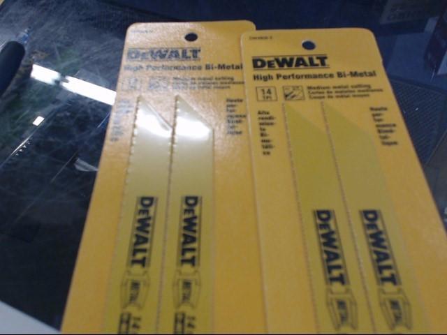 DEWALT Reciprocating Saw DW4808-2