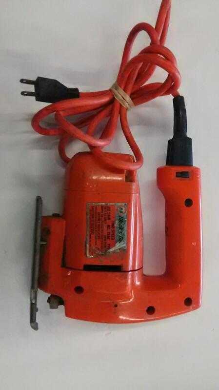 BLACK & DECKER Jig Saw 7530