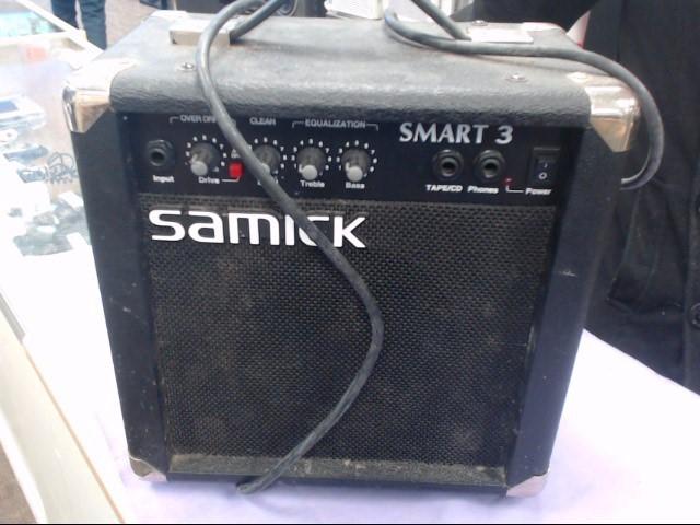 SAMICK Electric Guitar Amp SMART 3