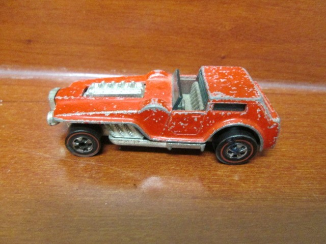 VINTAGE HOT WHEELS 1969 CAR