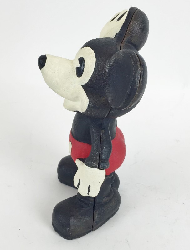 1937 MICKEY MOUSE METAL BANK