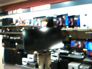 TOSHIBA Flat Panel Television 46SL417U