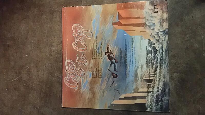 Gerry Rafferty City to City Vinyl