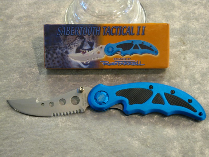 FROST SABERTOOTH TACTICAL 2
