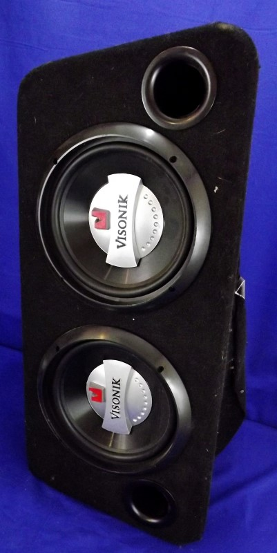 "VISONIK 12"" SUBS IN BOX"