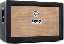 ORANGE Speaker Cabinet PPC212