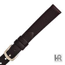 HADLEY ROMA Watch Band LS724 12R BLK