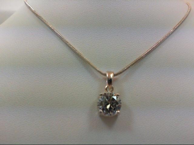 Silver Pendant 925 Silver 5.8g