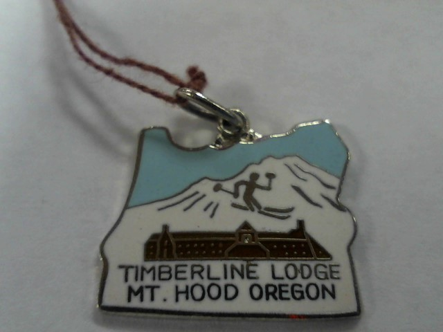 Timberline Lodge Mt. Pendant