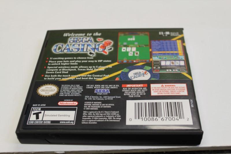 NINTENDO Nintendo DS DSI GAMES