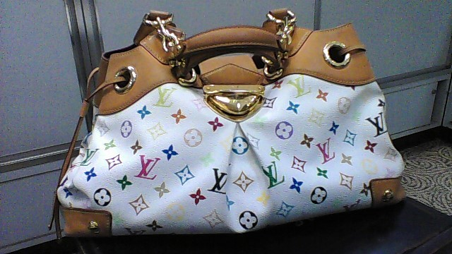 LOUIS VUITTON Handbag URSULA